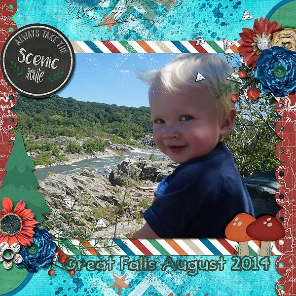 Layout by CTM Shellby using {Outdoor Explore} Digital Scrapbooking Kit by Pixelily Designs http://store.gingerscraps.net/Pixelily-Designs/ #digiscrap #digitalscrapbooking #pixelilydesigns #outdoorexplore