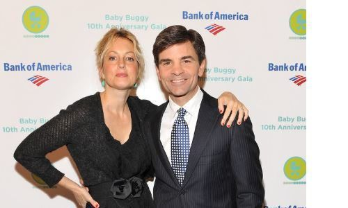 Actress wife of George Stephanopoulos promises post-Trump exit from country – offers to help pack come pouring in!