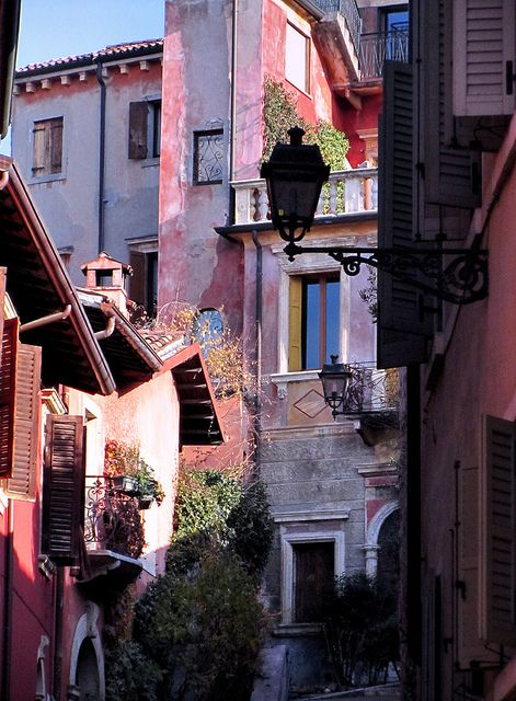 Blind alley in Verona, ItalyItalian Tradition, Beautiful Italy, Alley Verona, Blinds Alley, Beautiful Places, Things Italian, Paesaggi Italiani, Verona Italia, Italian Italiana