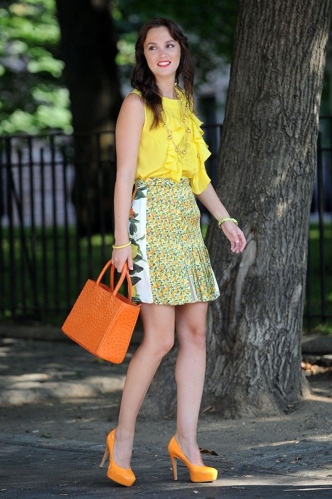 Blair waldorf | High heels hobby with some Celebrities who wear them | Pinterest | Leighton ...
