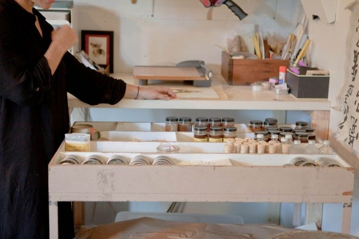 botanicals folklorica   Botanicals Folklorica is a line of tonics, tinctures, and other herbal remedies that Valdez makes herself using all-natural ingredients and traditional recipes. But Valdez isn't operating a quirky, one-woman apothecary: In everything she does, she's exploring the natural world, art, and the intrinsic relationship between the two.