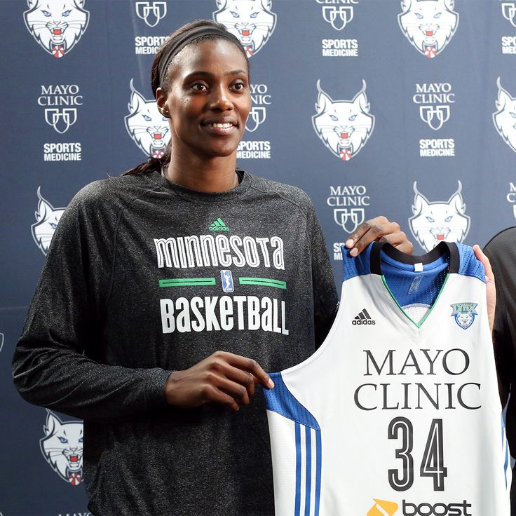 Sylvia Fowles Finds The Right Fit In Minnesota