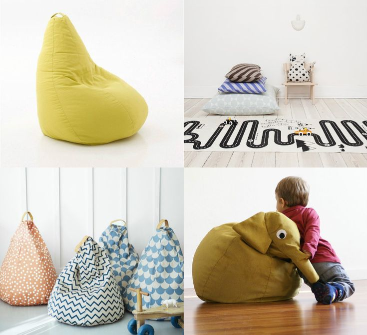 Bean Bags For Kids Room Part - 25: The Best Bean Bags U0026 Floor Cushions For Kids