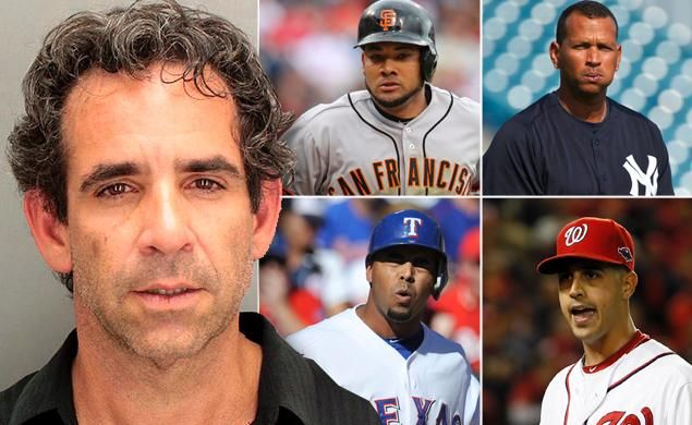 DEA Probes MLB Alex Rodriguez, Melky Cabrera, Gio Gonzalez and Nelson Cruz Anti Aging Clinic Connection