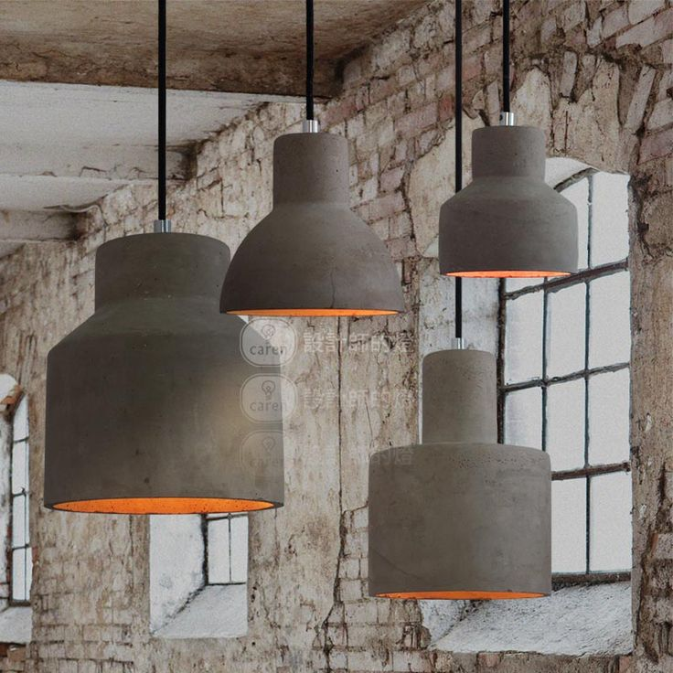 Cheap Pendant Lights, Buy Directly from China Suppliers:	Retro Vintage Loft American Cafe Restaurant concrete pendant lamp Bar Counter Hanging Pendant Lamp Fixture Lighting&nbs