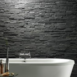 1000 images about feature wall on pinterest bathroom for Feature wall tile ideas