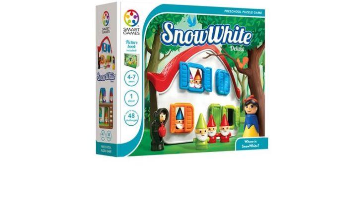 Hófehérke és a 7 törpe - ÚJDONSÁGOK - Fejlesztő játékok az Okosodjvelünk webáruházban