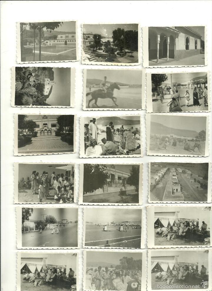 Fotografía antigua: MARRUECOS-RIF-NADOR-SEGANGAN-FOTOS ETNOGRÁFICAS-EDIFICIOS-SOLDADOS ESPAÑOLES-LEGIONARIOS - Foto 3 - 57744462
