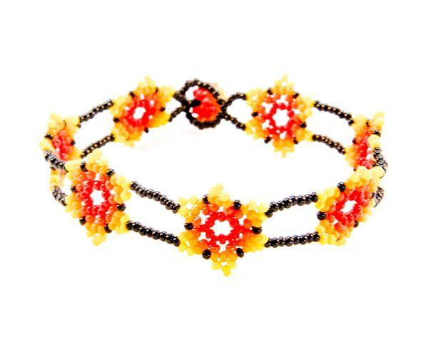 Huichol Beadwork Bracelets