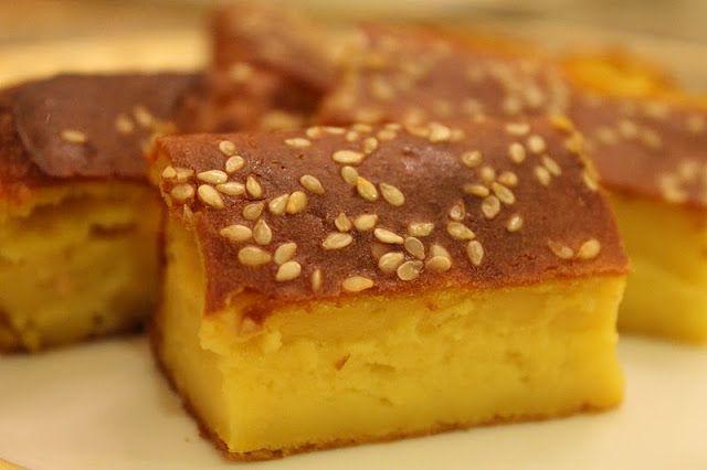 Kuih Bingka Labu Sedap Azie Kitchen Yummy Food Easy Cooking Food