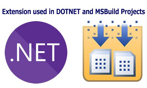 DOTNET and MSBuild Projects extension.  Read this tutorial which will help you to understand which and how extension used in DOTNET and MSBuild Projects. This tutorial is written by well known experienced DevOps trainer - Rajesh and published on scmGalaxy.  #DOTNET #MSBuild #Extensions #Projects #DevOps #DevOpsTools #DevOpsTutorials #scmGalaxy