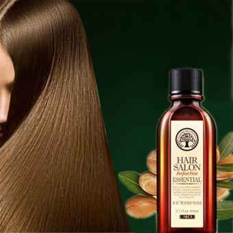 Cuidado del cabello 60ML Argan Aceite nutre cuero cabelludo tratamiento liso reparación dañado seco