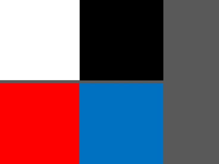 Alföldi László : Ugyanaz és más  Fehéren és feketén, vagy pirosan és kéken?