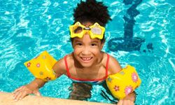 Kids will do the craziest things when they're on summer vacation. Make sure you check out these summer safety tips! #parenting #safety