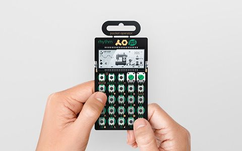 pocket operator(s), Teenage Engineering & Cheap Monday