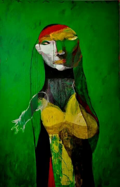 Serwan baran  Iraqi artist  سيروان باران