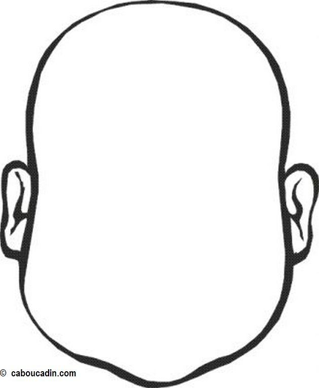 Картинка лицо без рта