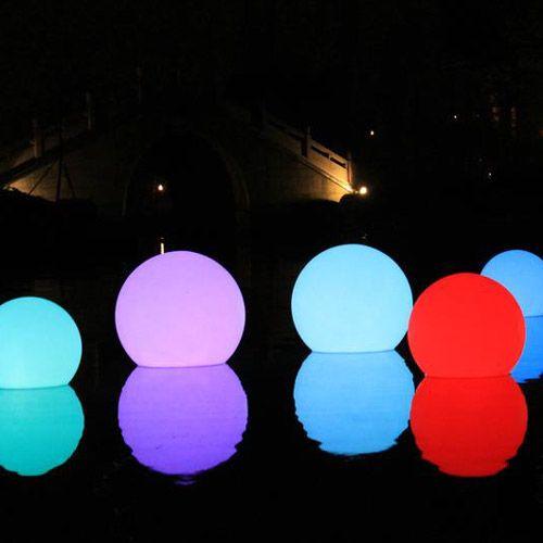best 20 floating pool lights ideas on pinterest. Black Bedroom Furniture Sets. Home Design Ideas