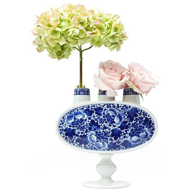 Vaso Delft Blu 3 - Moooi