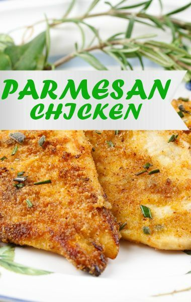 Chef Jamie Deen was on The Chew to make his Parmesan Chicken Cutlets ...