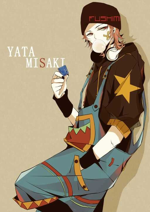 Yata Misaki | K-Project #manga