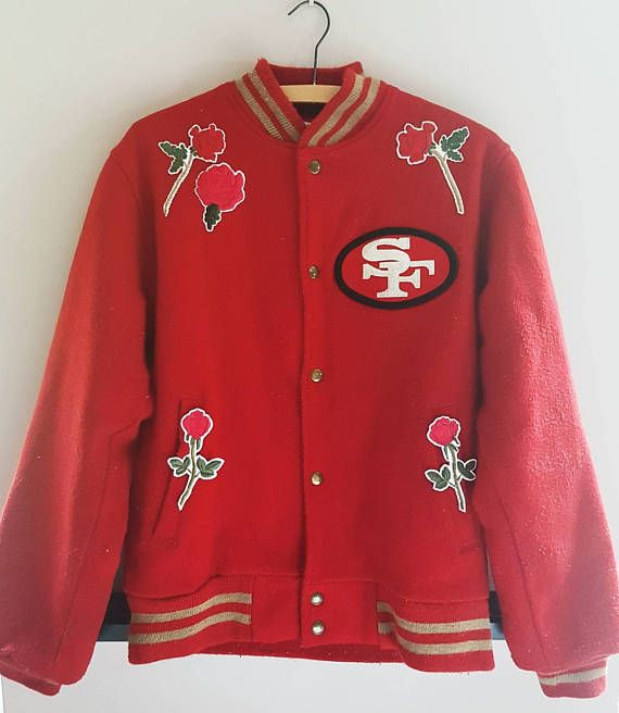 Check out this item in my Etsy shop https://www.etsy.com/uk/listing/533873509/vintage-varsity-san-francisco-49ers
