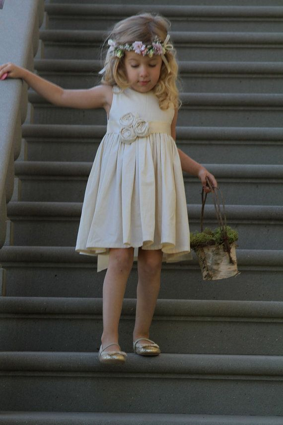 17 Best images about flower girl dress on Pinterest | Natural ...