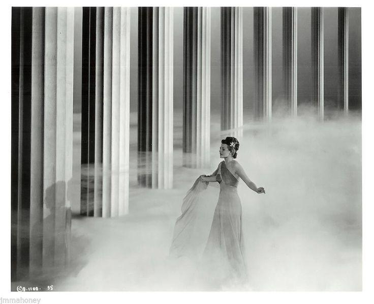 Rita Hayworth Greek Goddess, Down to Earth