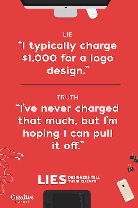 Lies That Designers Tell Their Clients - 3