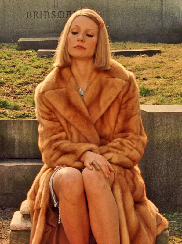 Margot Tenenbaum of The Royal Tenenbaums is character I have felt connected too. Visually, like me, she has a very distinct signature style. She also sort of lives in her bath tub and is clandestine: we share this in common.