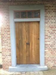 Afbeeldingsresultaat voor rustieke houten voordeuren