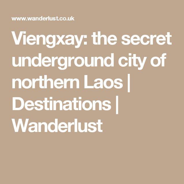 Viengxay: the secret underground city of northern Laos | Destinations | Wanderlust