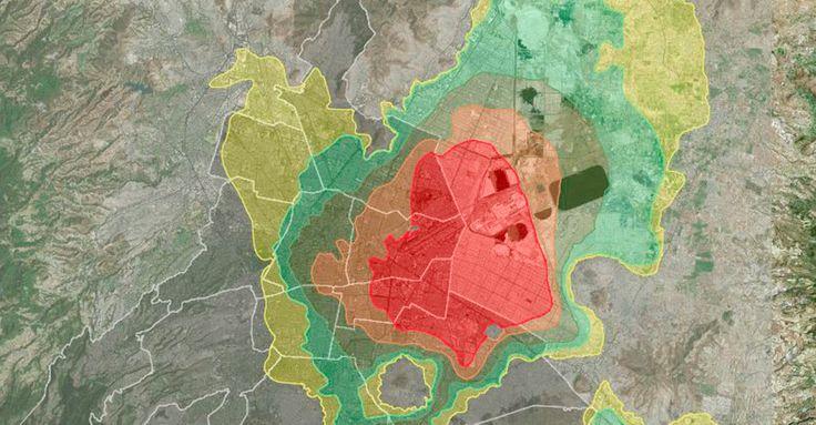 11 de las 16 delegaciones de la Ciudad de México están en zonas de mayor riesgo sísmico
