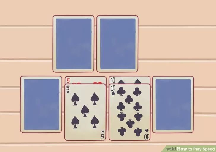 Playing Card Games: SPEED