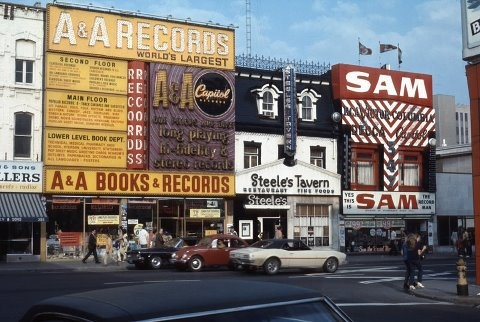Yonge Street 1971