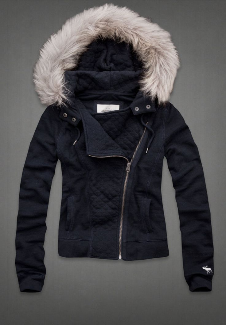Monica Hoodie - Abercrombie and Fitch (L)