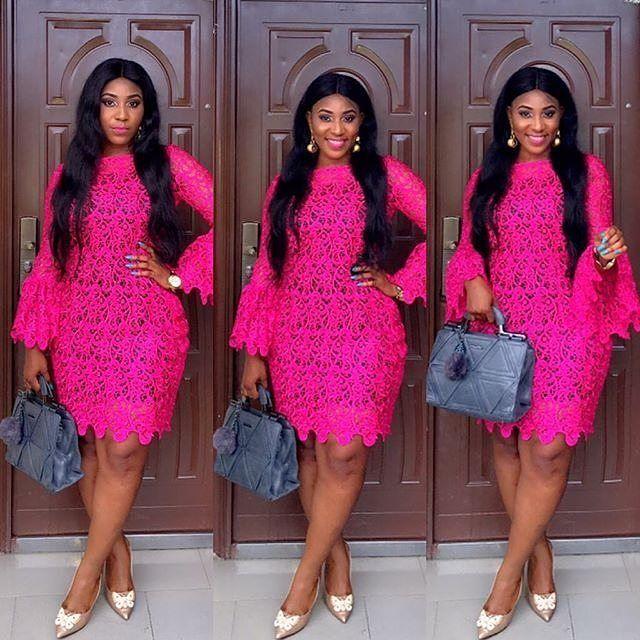 17 Best Ideas About Modern African Dresses On Pinterest