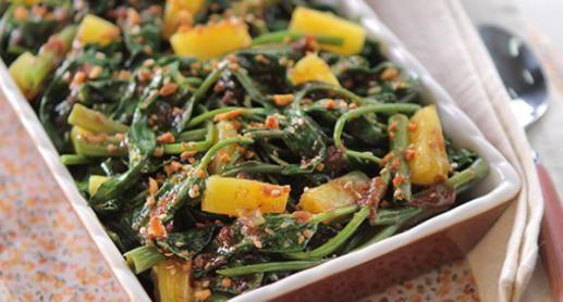 Piña Kangkong Recipe