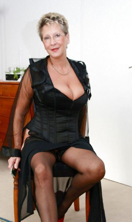German mature nun Angie