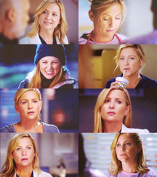 Arizona Robbins is amazing and then season 10 happened