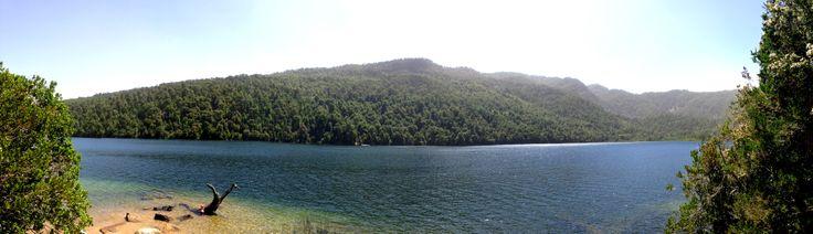 Huerquehue National Park. South of Chile