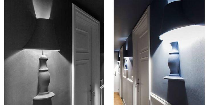 Disponibile il catalogo online della Lampada Glamp www.bragliacontract.com  #designdiinterni #lampade #bragliacontract #arredamento