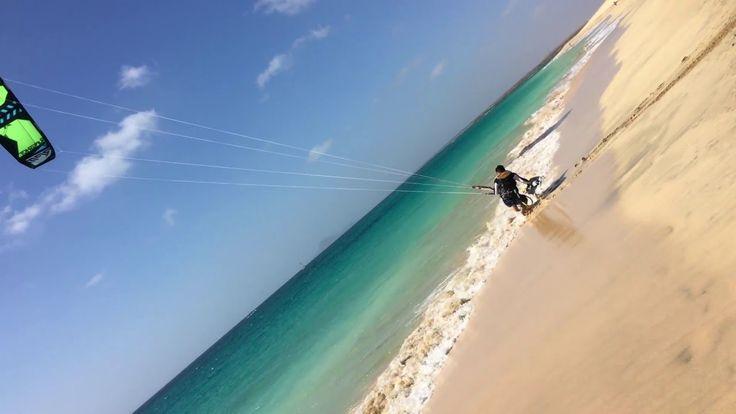 Kitesurfen auf den Kapverden
