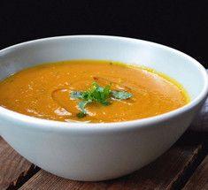 Постный суп из нута с луком пореем от Джейми Оливера