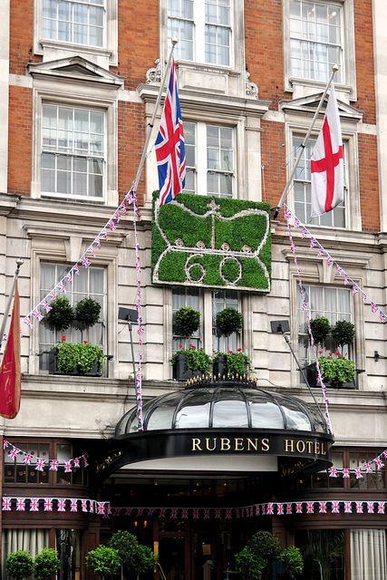 Rubens  Palace Hotel, 39 Buckingham Palace Road London