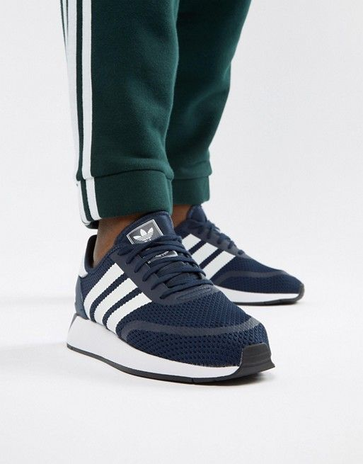 51bc255bc1e1 adidas Originals N-5923 Sneakers In Navy B37959
