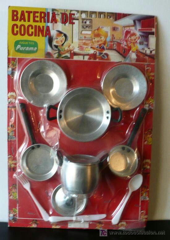 Batería de cocina ^_^
