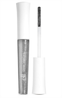 This is one of my favorites on e.l.f.: Glitter Mascara. Use this special link and get five dollars off.