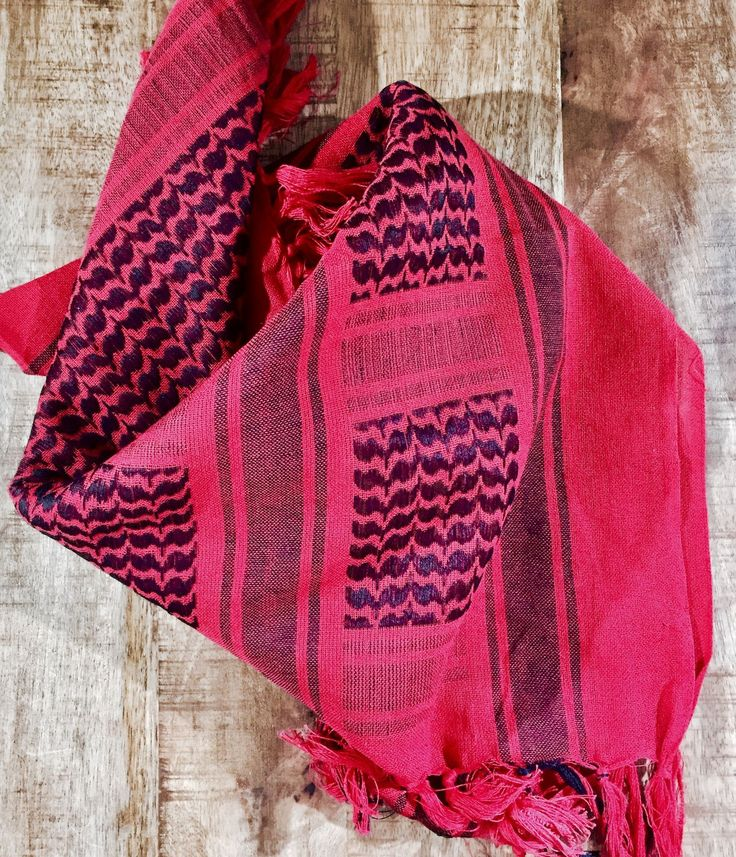 Shemagh Military Scarf - 100% Cotton