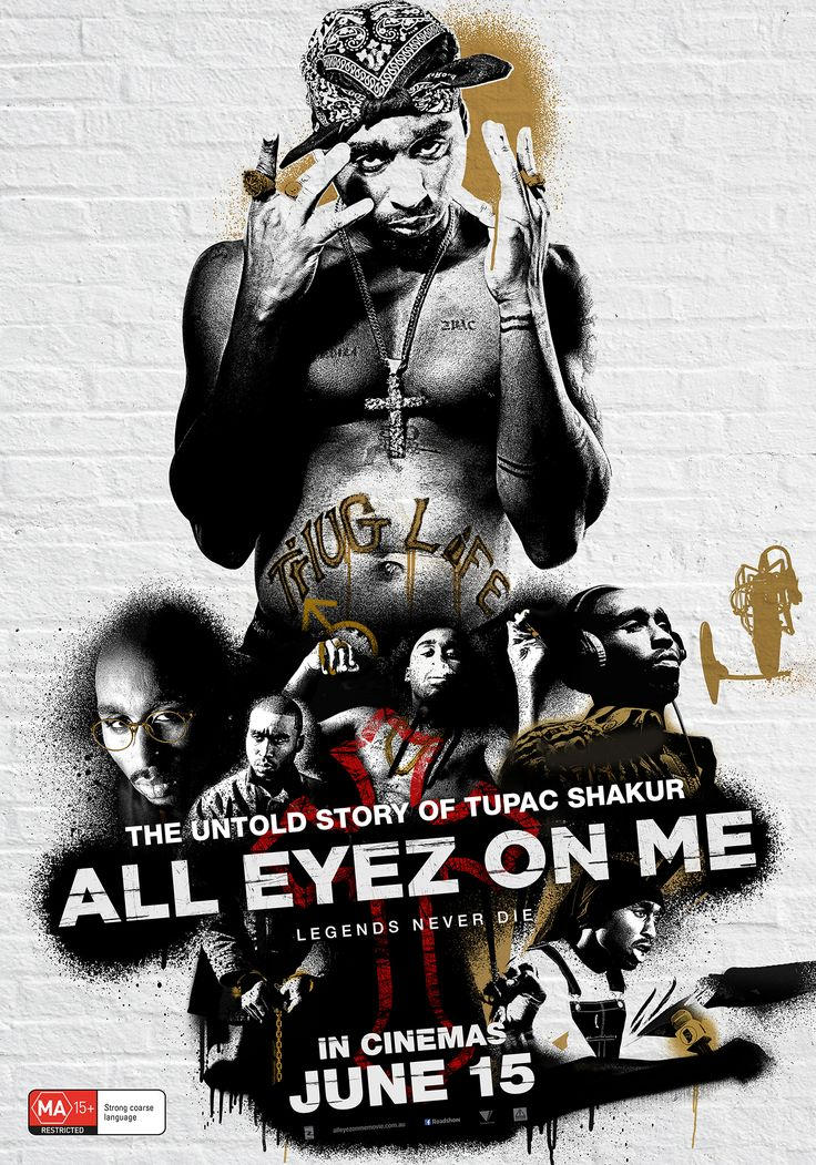 Tupac Shakur's story is remarkable and deserves to be put in a movie leagues ahead of the absolute pile of shit that is ALL EYEZ ON ME. Kernel Jack doesn't mince words in his decimation of this terrible biopic out now. Full review is no on Salty Popcorn.
